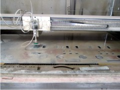 WATER JET CUTTING